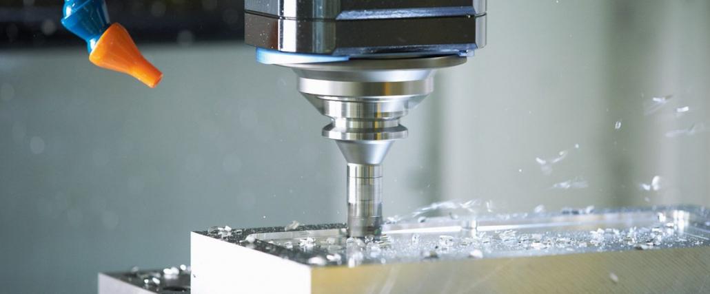 Mecanizado de perfilería de aluminio